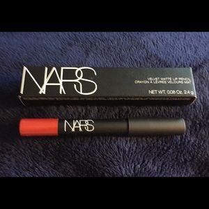 """NARS velvet matte """"pop life"""" lip pencil"""